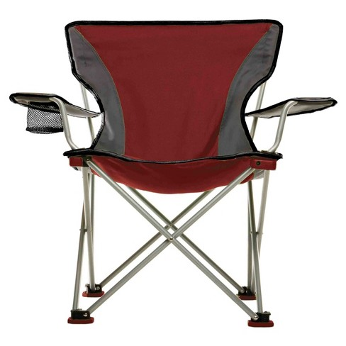 Travel Chair with Carrying Case Easy Rider - Red/Cool Gray - image 1 of 1