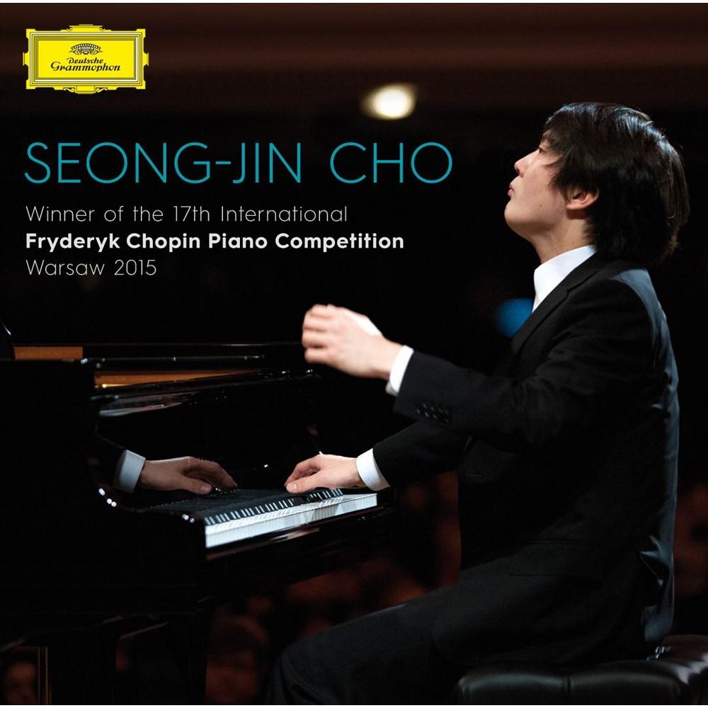 Seong-jin Cho - Winner:17th International Chopin Pian (CD)