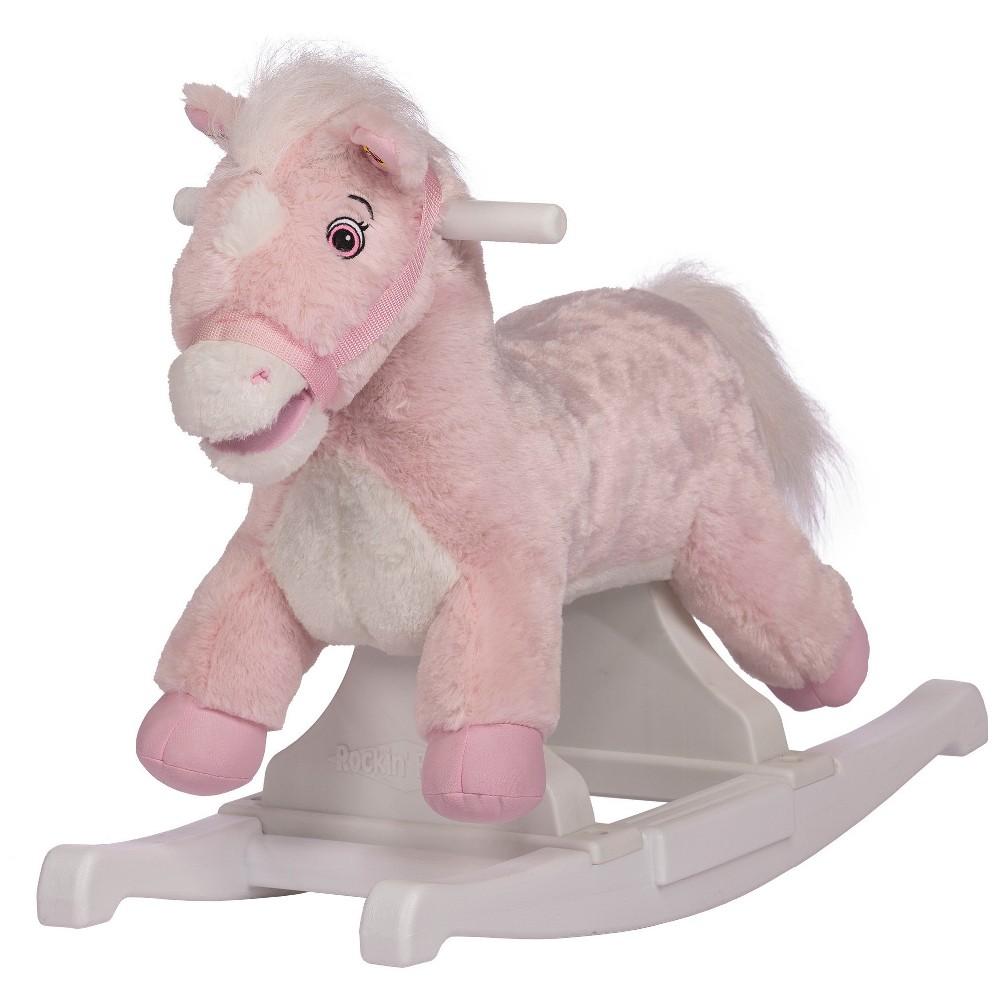 Rockin' Rider Pink Rocking Pony