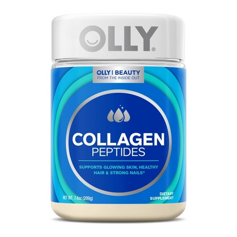 Olly Collagen Peptides - 7.4oz - image 1 of 4