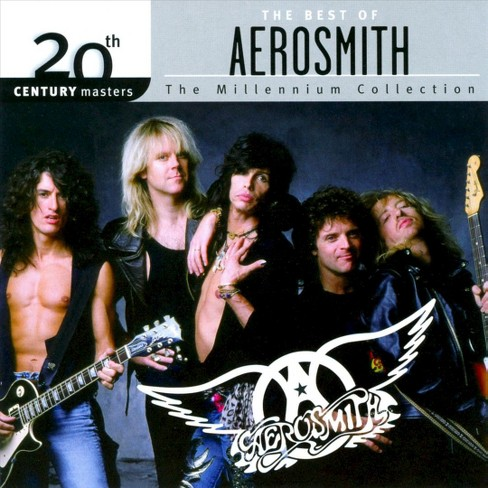 Aerosmith - 20th Century Masters: The Millennium Collection: The Best Of Aerosmith (CD) - image 1 of 1