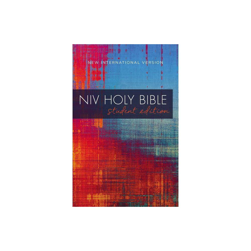 Niv Outreach Bible Student Edition Paperback By Zondervan