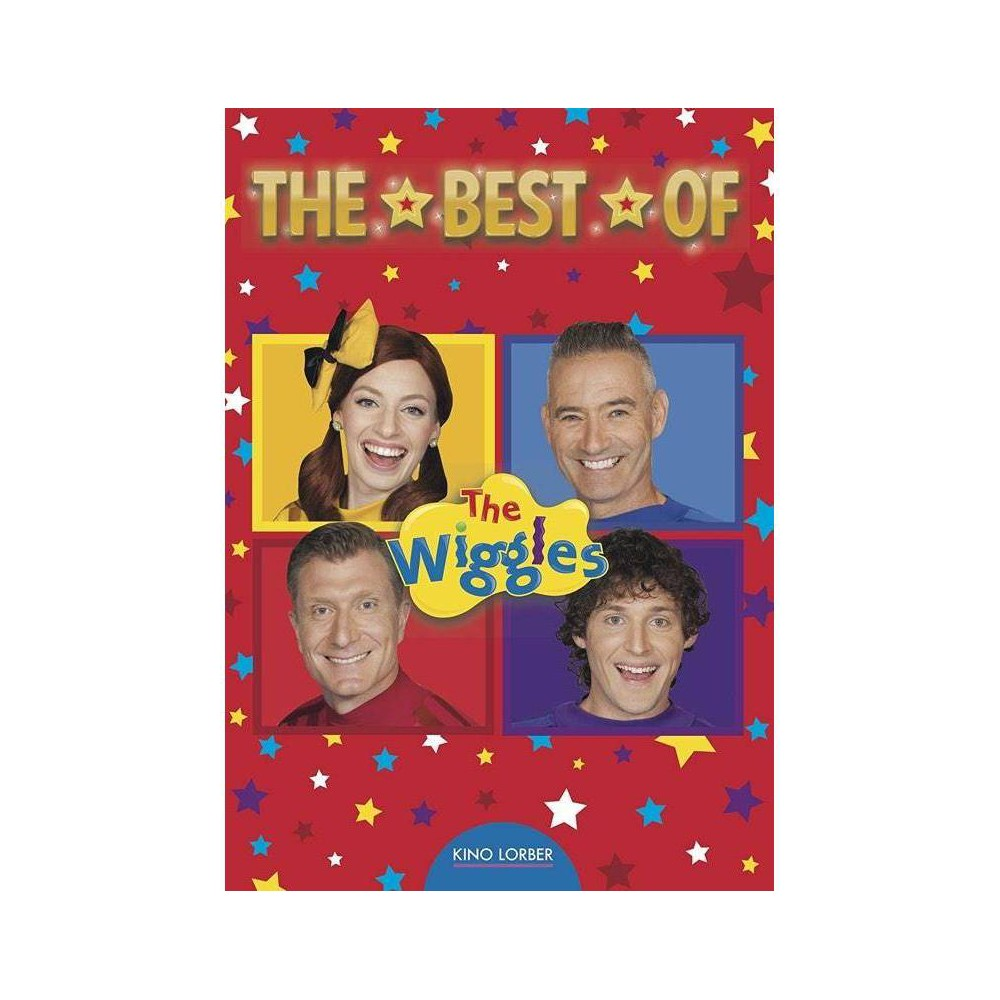 The Best Of The Wiggles Dvd 2018