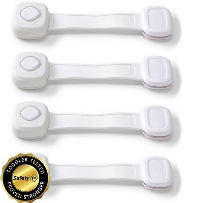 Safety 1st Outsmart Multi Use Lock - 4pk