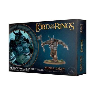 Mordor Troll/Isengard Troll Miniatures Box Set