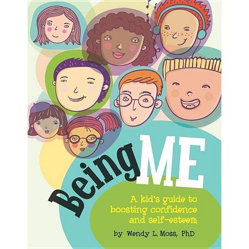 Being Me - by  Wendy L Moss (Paperback) - image 1 of 1