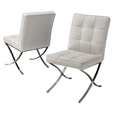 Set Of 2 Milania Dining Chair - Christopher Knight Home : Target