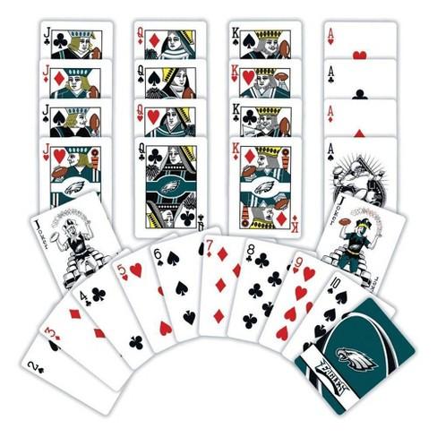 MLB Philadelphia Eagles Playing Card Game 2pk - image 1 of 2