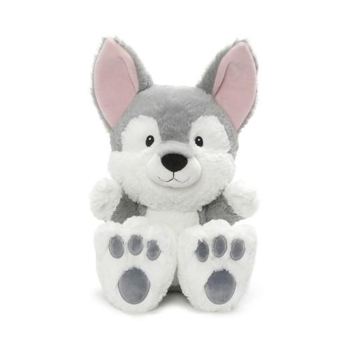 G By Gund Silly Pawz Artic Fox Plush Stuffed Animal White 12 Target