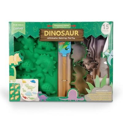 Handstand Kitchen Ultimate Dinosaur Baking Party Set