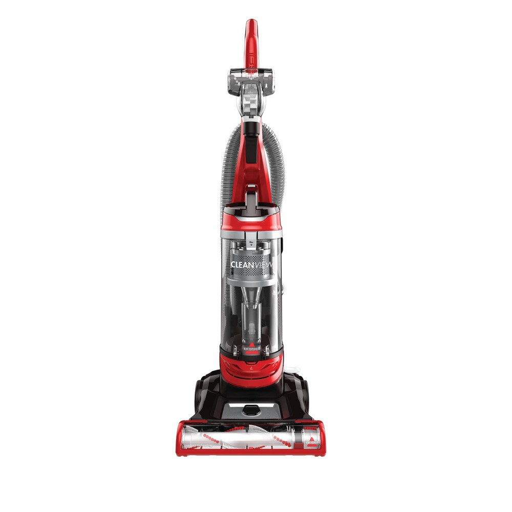 Bissell CleanView Vacuum with OnePass Technology 1834 Red