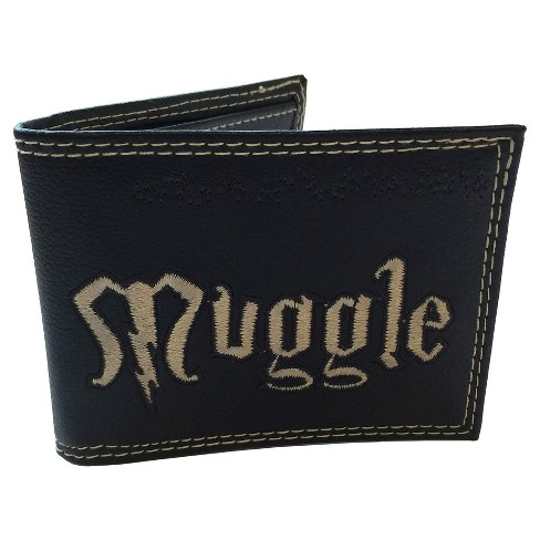 Wallet Harry Potter Black Movie Logo - image 1 of 1