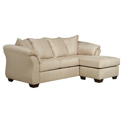 Merveilleux Darcy Sofa Chaise   Stone   Signature Design By Ashley