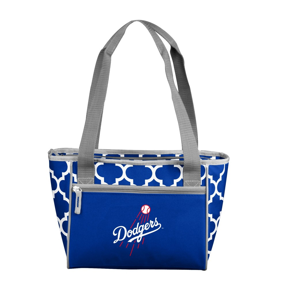 MLB Los Angeles Dodgers 16 Can Cooler Tote