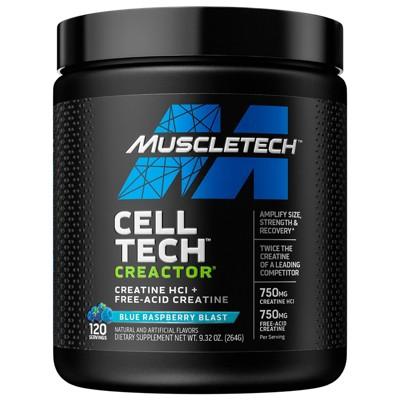 Muscletech Performance Series, CREACTOR, Creatine HCI Sports Nutrition Supplement, Powder