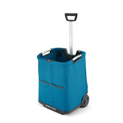 Gorilla Carts Collapsible Soft-Sided Folding Cart