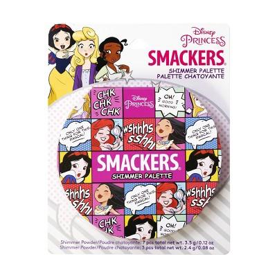 Lip Smacker Disney Comic Princess Makeup Palette Set - 0.44oz
