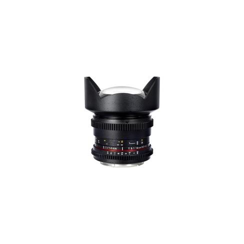 Samyang 14mm T3.1 Cine Lens for Nikon F - image 1 of 2