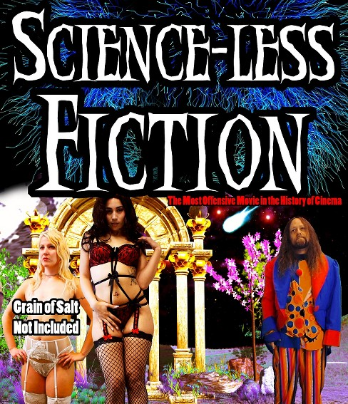 Scienceless fiction (Blu-ray) - image 1 of 1