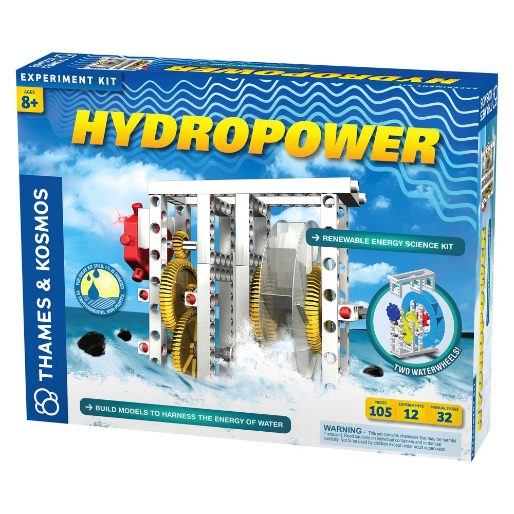 Thams and Kosmos Hydropower