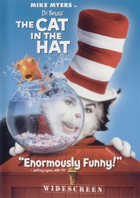 Dr. Seuss' The Cat in the Hat (WS)(dvd_video)