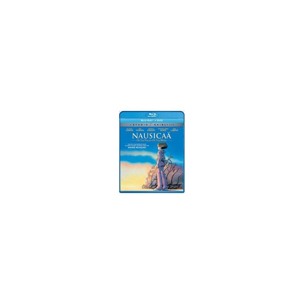 Nausicaa Of The Valley Of The Wind (B (Blu-ray)