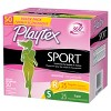 Playtex Sport Multipack Tampons - Plastic - Unscented - Regular/Super - 50ct - image 2 of 3