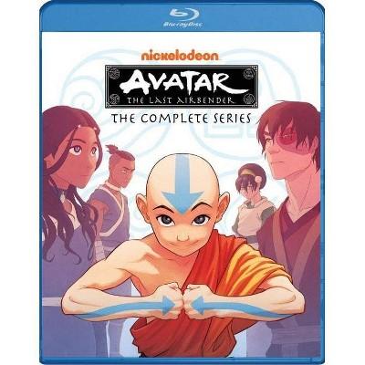 Avatar:Last Airbender Complete Series (Blu-ray)