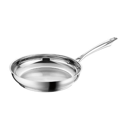 """Cuisinart Professional Series 10"""" Stainless Steel Skillet-8922-24"""