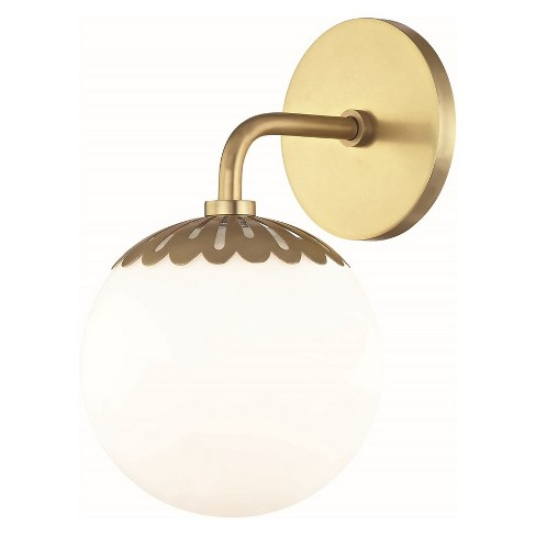 Paige Bath Light - Mitzi by Hudson Valley - image 1 of 3