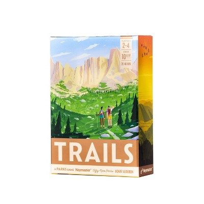 TRAILS Board Game: A Parks Game