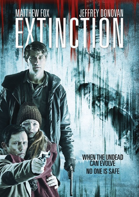 Extinction (DVD) - image 1 of 1