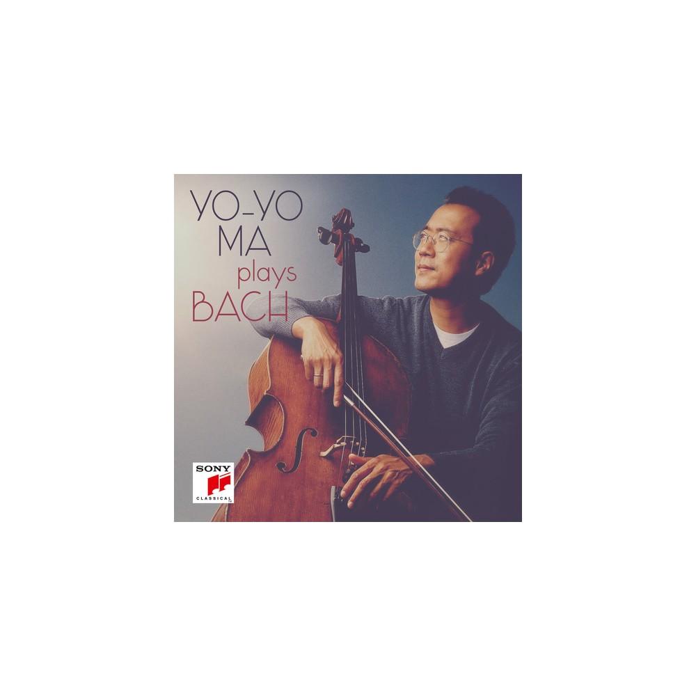 Yo-yo Ma - Yo Yo Ma Plays Bach (CD)
