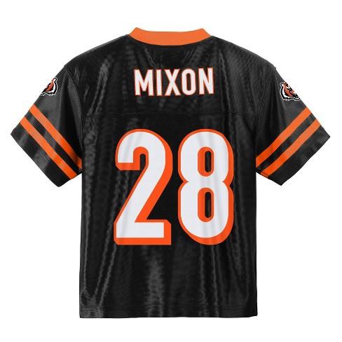 buy online 2a2c6 57787 NFL Cincinnati Bengals Toddler Boys' Mixon Joe Jersey