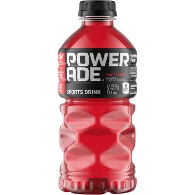 POWERADE Fruit Punch Sports Drink - 28 fl oz Bottle
