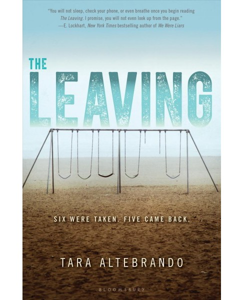 Leaving (Hardcover) (Tara Altebrando) - image 1 of 1