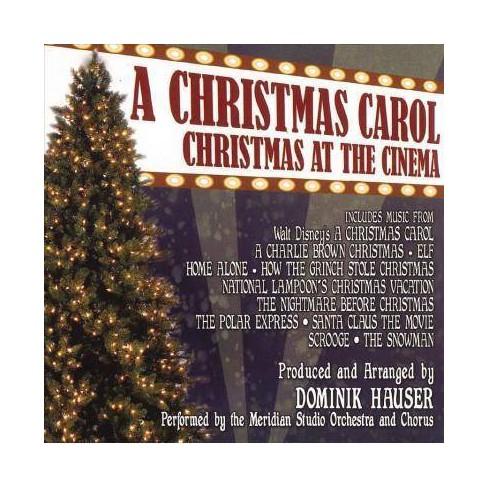 Christmas Vacation Soundtrack.Original Soundtrack Christmas Carol Christmas At The Cinema Ost Cd