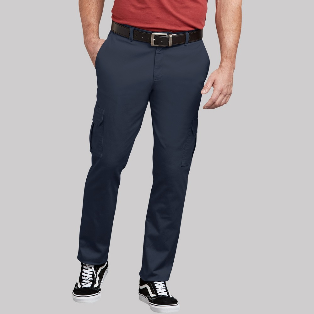 Dickies Men's Taper Trousers - Deep Navy 28x30