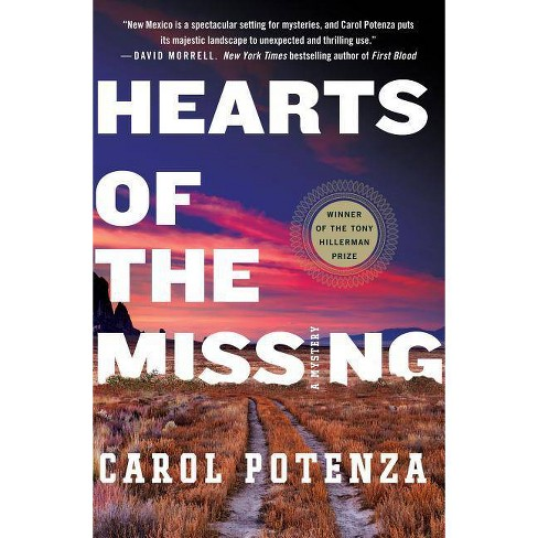 Hearts of the Missing - by  Carol Potenza (Hardcover) - image 1 of 1