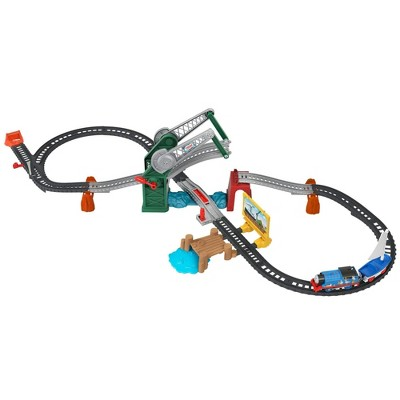 Thomas & Friends Bridge Lift Thomas & Skiff Trackset