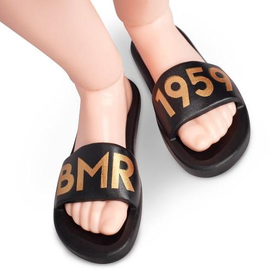 Barbie BMR1959 - Bold Logo Hoodie & Basketball Shorts image number null