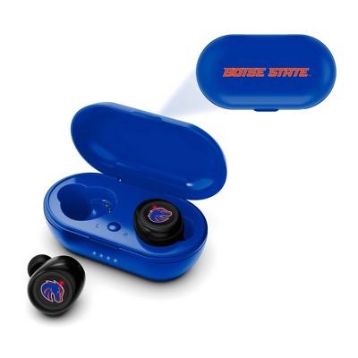 NCAA Boise State Broncos True Wireless Bluetooth Earbuds