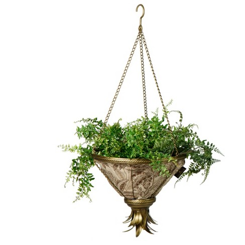Sierra Hanging Fabric Planter - Bombay Outdoors - image 1 of 6
