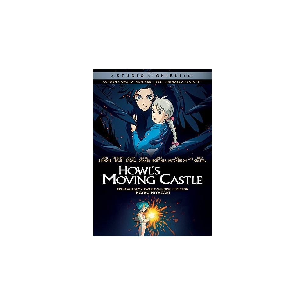 Howls Moving Castle (Dvd)