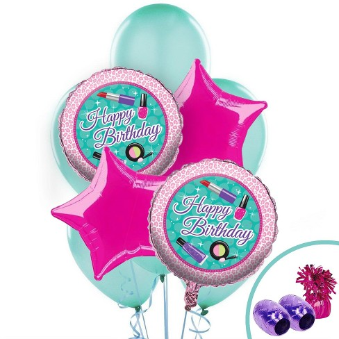 Spa Party Balloon Kit - image 1 of 1