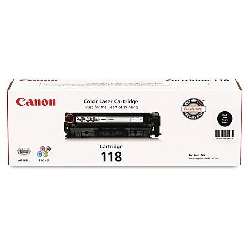 Canon® (118) Toner - Black (2662B001) - image 1 of 1