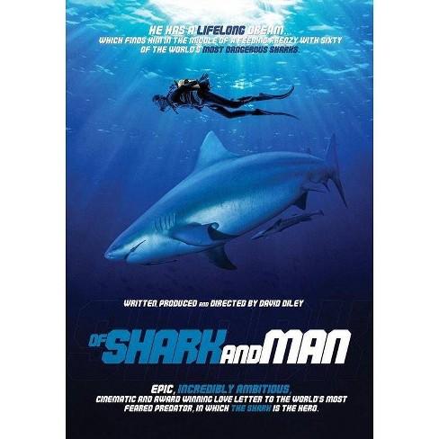 Of Shark & Man (DVD) - image 1 of 1