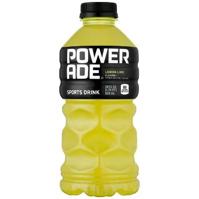 POWERADE Lemon Lime Sports Drink - 28 fl oz Bottle