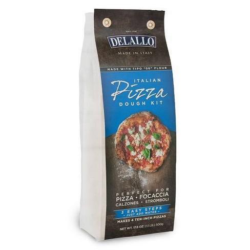 DeLallo Pizza Dough Kit -17.6oz - image 1 of 1
