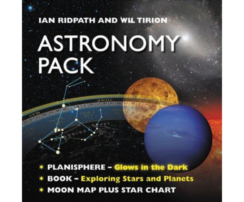 Astronomy Pack (Paperback) (Ian Ridpath & Wil Tirion) - image 1 of 1